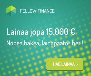 Hae Vertaislainaa Fellow Financelta