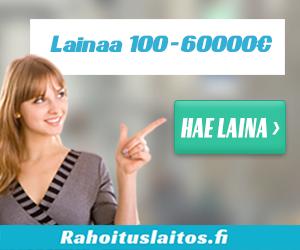 Rahoituslaitos pikavippi 500 euroa