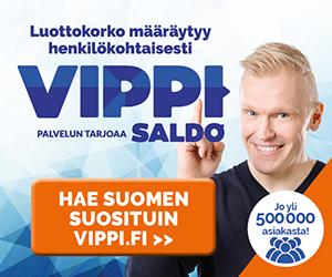 Vippi.fi joustoluotto