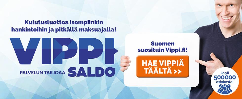 Vippi.fi kulutusluotto